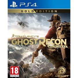 Jeu Tom Clancy's Ghost Recon Wildlands - Edition Gold sur PS4 (+1.50€ en SuperPoints)