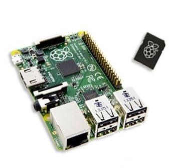Raspberry pi 2 modèle B 1GB + Carte Noobs 8Go