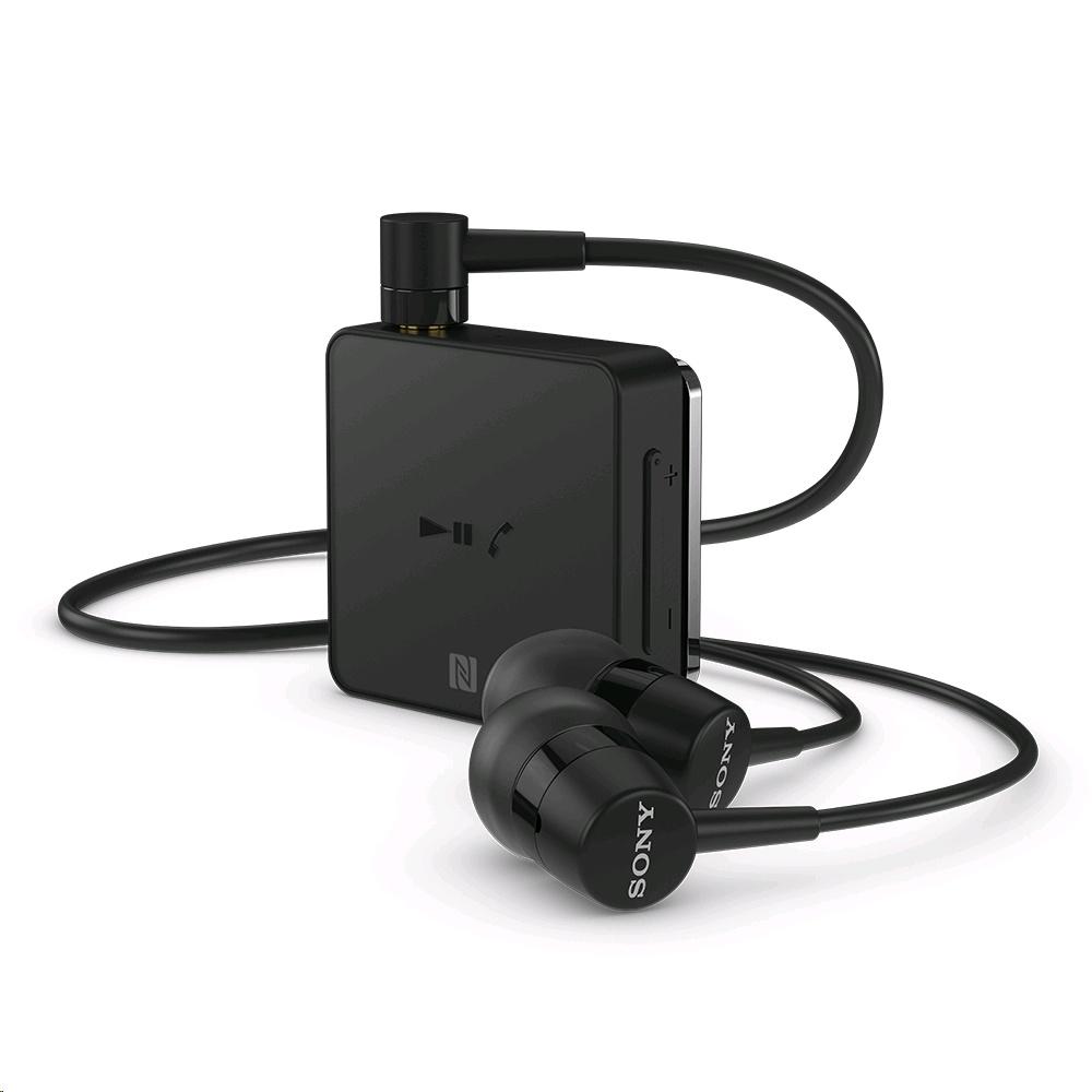 Oreillette Bluetooth Stéréo Sony SBH24 Blanc