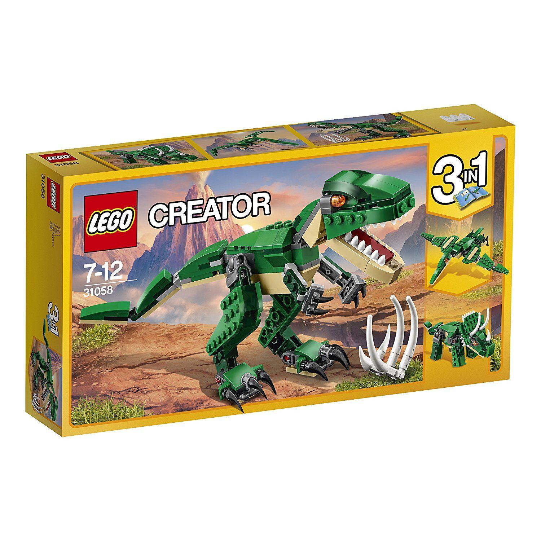 Jeu de Construction Lego  31058 - Le Dinosaure Féroce