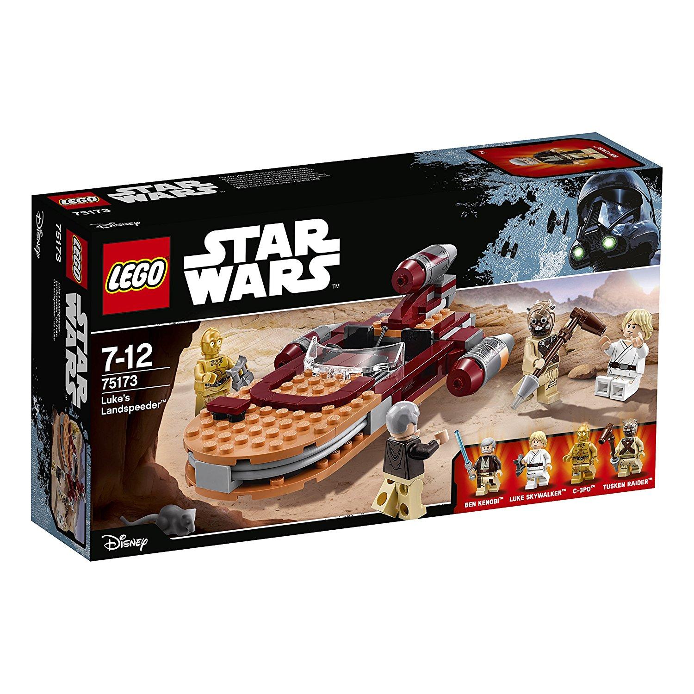 Jouet Lego Luke's Landspeeder 75173