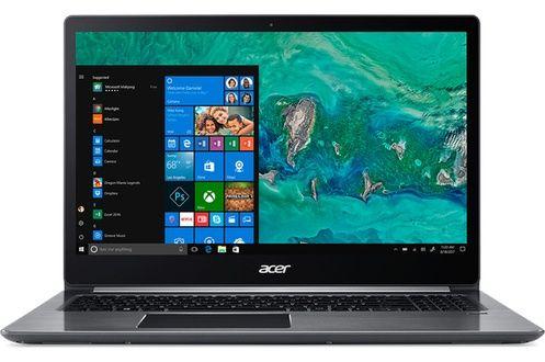 """PC Portable 15.6"""" Acer Sjwift 3 SF315-41-R3CQ - AMD Ryzen 5 2500U, 8Go de Ram, SSD 256Go + Google Home mini (+ 10€)"""