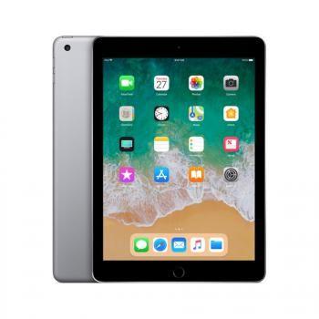 """Tablette 9.7"""" Apple  iPad Wi-Fi (2018) - 128Go + 21€ en Super Points à 420€ ou 32 Go + 16.50€ en Super Points"""