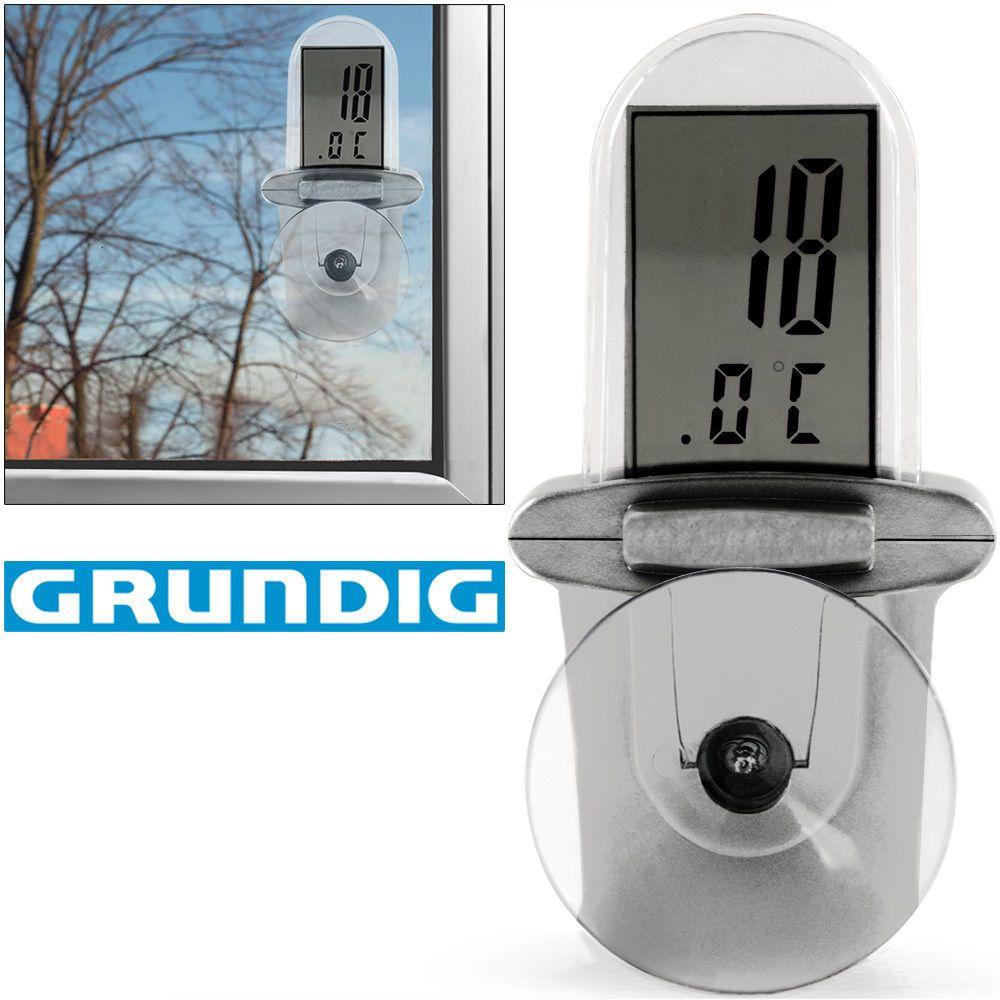 Thermomètre d'extérieur Grundig