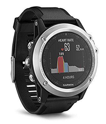 Montre multifonction Sport GPS Garmin Fenix 3