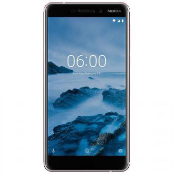 """Smartphone 5.5"""" Nokia 6 (2018) -  32 Go"""