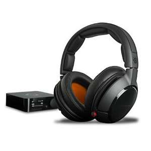 Casque SteelSeries Sans fil Siberia 800 - Surround 7.1 pour PC/PS4/Xbox One
