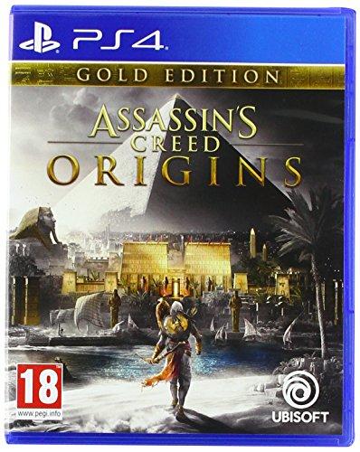 Assassin's Creed Origins: Edition Gold sur PS4 (season pass inclu)