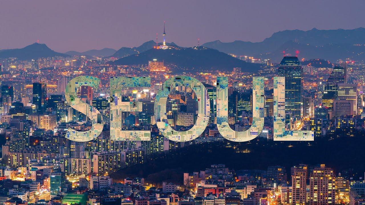 Corée du Sud Vol A/R Genève - Séoul du 23 Juillet au 31 Août