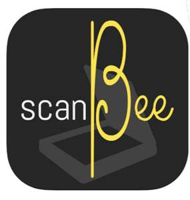 Application ScanBee - Scanner gratuite sur IOS