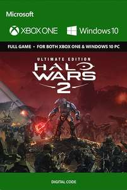Jeu Halo Wars 2 sur Xbox One ou PC - Ultimate Edition (Dématérialisé)