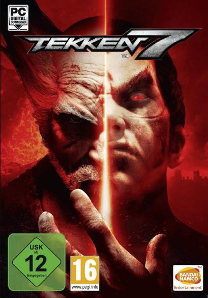 Tekken 7 sur PC (Frontaliers Allemagne)