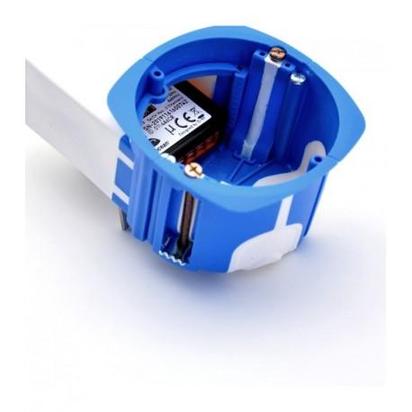 Boite d'encastrement pour appareillage spéciale micromodule domotique - BLM BLI685500