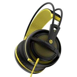 Casque gaming SteelSeries Siberia 200 Proton - Jaune
