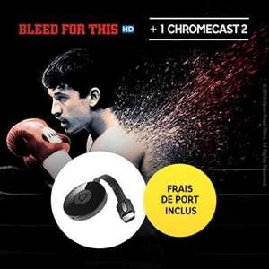 Chromecast 2 + Film HD Bleed for this  (+1,45 € en SuperPoints)