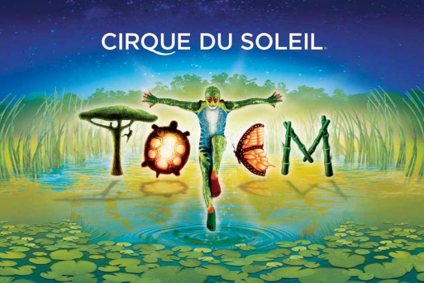 [Carte de fidélité] Animations et spectacles de cirque Cirque du Soleil Totem gratuits à Carré Sénart Lieusaint / Vélizy 2 Vélizy-Villacoublay (77 / 78)