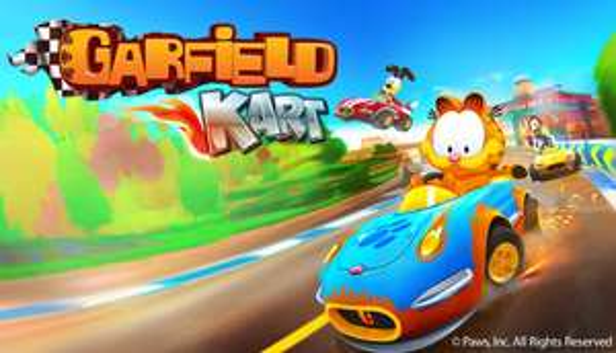 Jeu Garfield Kart sur PC (Dématérialisé, Steam)