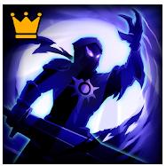 Jeu  Shadow of Death: Stickman Fighting - Dark Knight (Bêta) gratuit sur Android