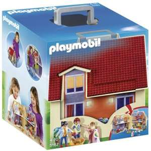 Maison transportable Playmobil Dollhouse n°5167