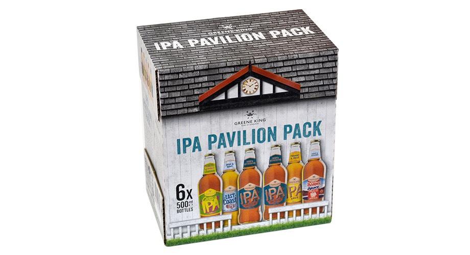 Pack de 6 bières IPA Pavilion Pack (DLUO courte) - Noz Poitiers (86)