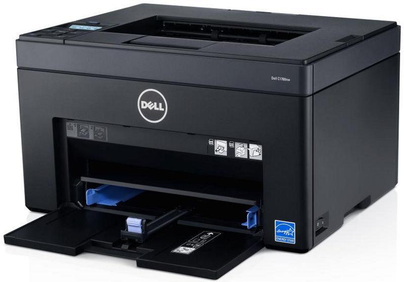 Imprimante laser couleur Dell C1760NW