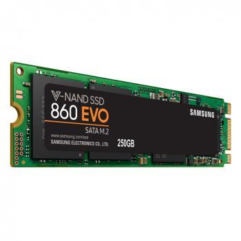 SSD Interne M.2 SATA Samsung Evo 860 Série - 250 Go