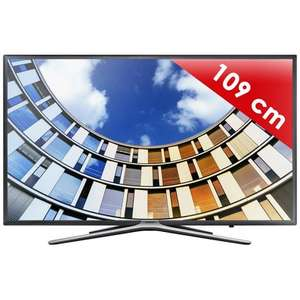 "TV LED 43"" Samsung UE43M5575AUXXC - Full HD - Smart TV - WiFi - Bluetooth - 3 x HDMI - 2 x USB"