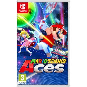 [Précommande - Adhérents] Mario Tennis Aces sur Nintendo Switch (+ 10€ sur le compte fidélité)