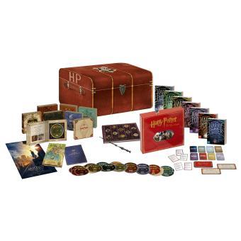 Harry Potter - L'intégrale Edition Prestige limitée et numérotée Combo Blu-ray + DVD