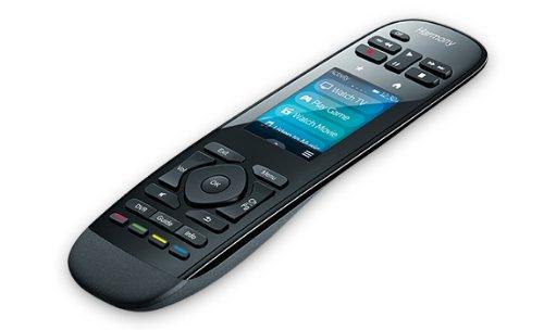 Télécommande Universelle Logitech Harmony Ultimate avec Ecran LCD Tactile et Hub Harmony