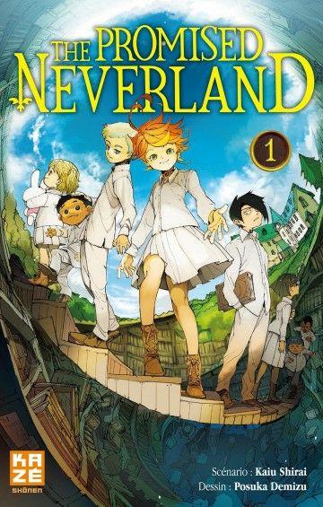 The Promised Neverland - Chapitre 1,2,3 (Dématérialisé) gratuit