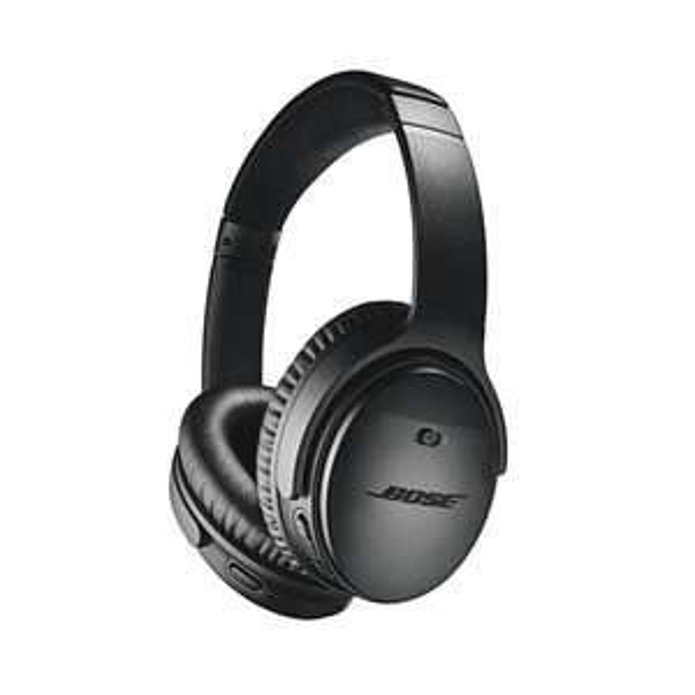 Casque audio sans-fil Bose QuietComfort 35 II - Noir ou Argent (Frontaliers Suisse)
