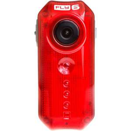 Eclairage arrière pour vélo Cycliq Fly6 - Caméra intégrée