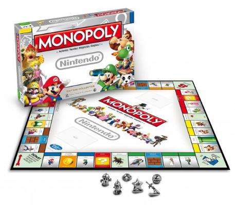 30% de réduction sur une sélection d'articles - Ex : Monopoly Nintendo Winning Moves