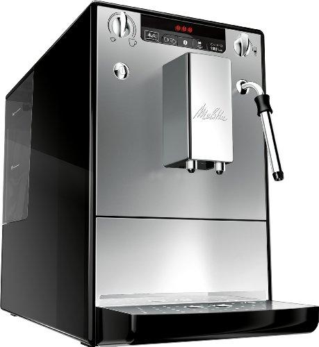 Machine à Espresso Melitta, Caffeo Solo & milk E953-102 - Black / Silver