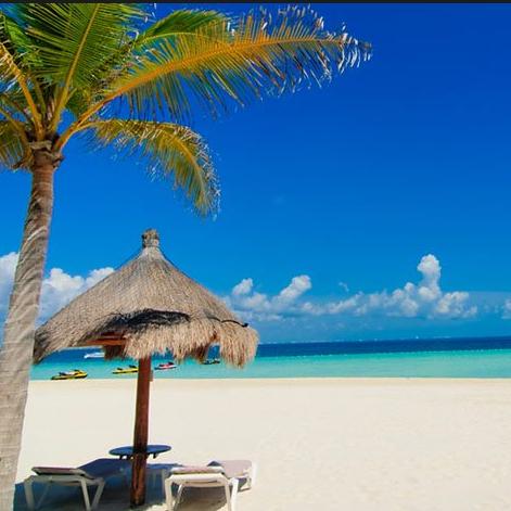Sélection de vols A/R Paris - Cancún pour Novembre / Décembre à partir de 334 €