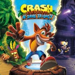 Jeu Crash Bandicoot N. Sane Trilogy sur PS4 (Dématérialisé)