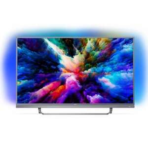 "TV 55"" Philips 55PUS7503 - 4K UHD, LED, Ambilight, Android TV"