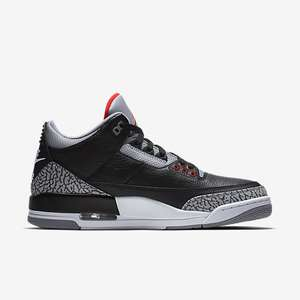 Chaussures Nike Air Jordan Og 3 Black Ciment