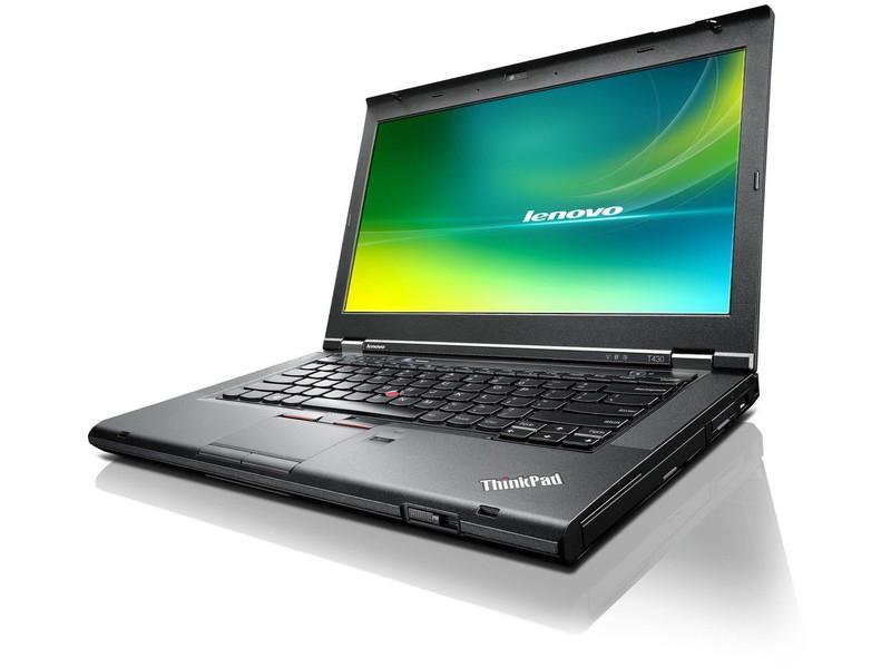 """PC Portable 14.1"""" Lenovo ThinkPad T430 - i5-3320M, 4 Go de Ram, 320 Go, Reconditionné Grade A"""