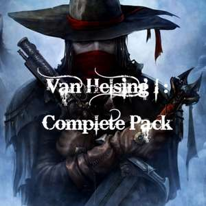 Pack de jeux The Incredible Adventures of Van Helsing sur PC (Dématérialisé, Steam)