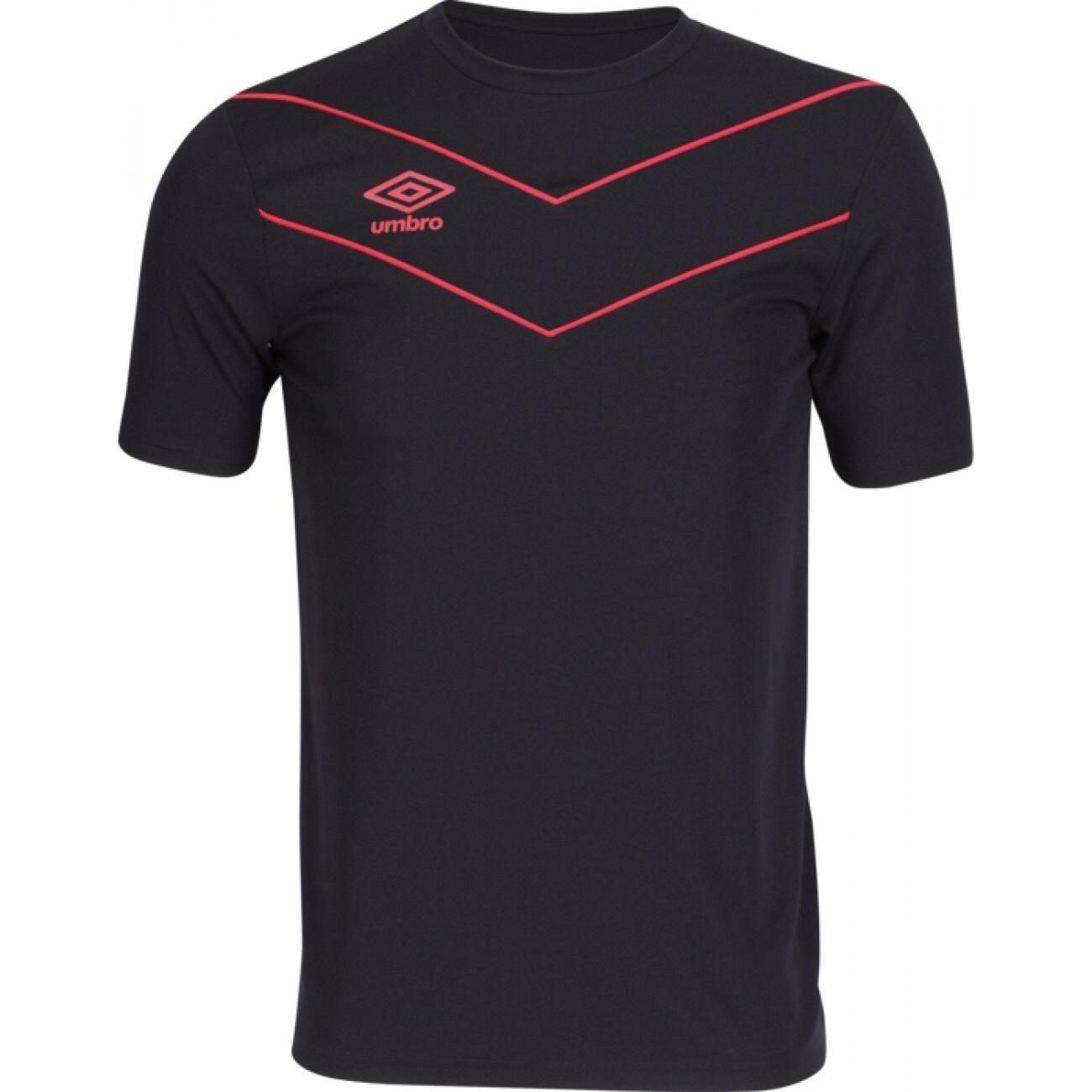 Sélection de produits en Promotion - Ex: Haut de Football Umbro Jersey Chevron Top 17 à Manches Courtes pour Hommes (Taille L)
