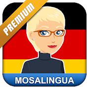 Application Apprendre l'Allemand rapidement - MosaLingua Gratuite sur Android