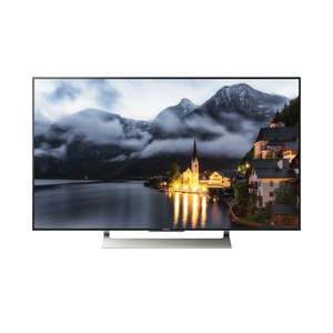 "TV 55"" Sony KD-55XE9005 - 4K UHD, Dalle VA - Direct LED, 100 Hz (Frontaliers Suisse)"