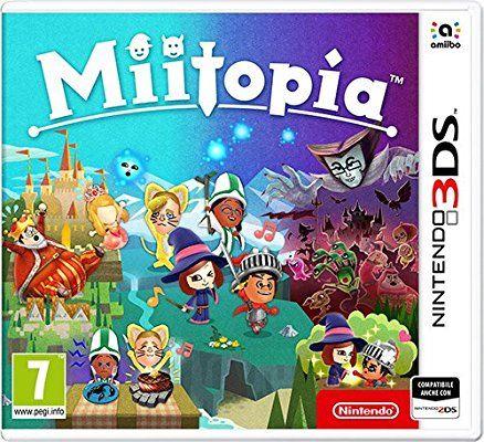 Miitopia sur Nintendo 3DS