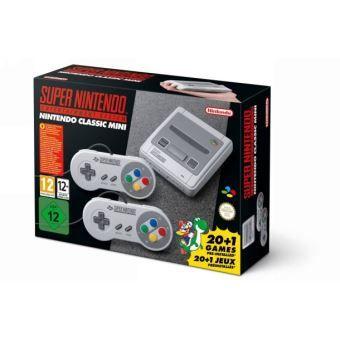 Console Nintendo Classic Super Nes Mini