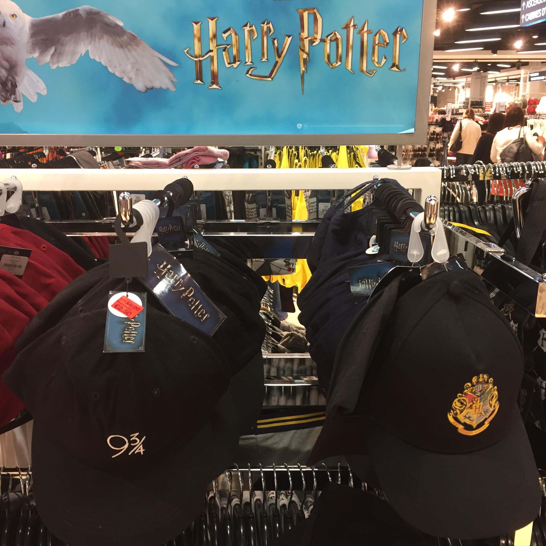 Sélection de Casquettes Harry Potter en promotion - (Val d'Europe (77)