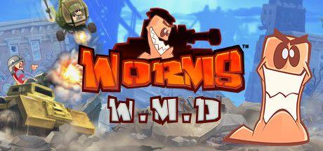 Worms W.M.D. sur PC (Dématérialisé - Steam)