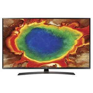"TV 60"" LG 60UJ634V - 4K UHD, HDR, 100 Hz (TruMotion), Smart TV"