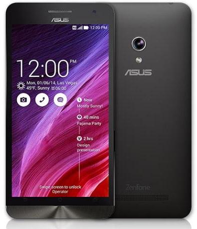Smartphone Asus Zenfone 5 (A500KL) 8Go 4G LTE - 2Go Ram